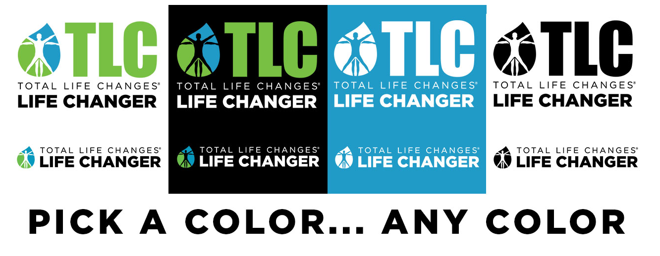 Approved Life Changer Logos Total Life Changes